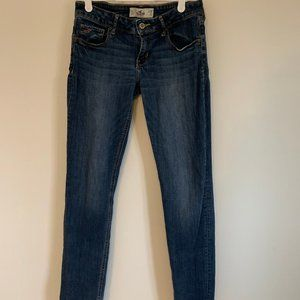Hollister Skinny Jean Stretch W28/L33 Dark Wash